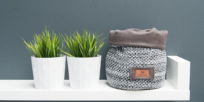 aufbewahrung utensilo in handarbeit g nstig online bettw sche be. Black Bedroom Furniture Sets. Home Design Ideas