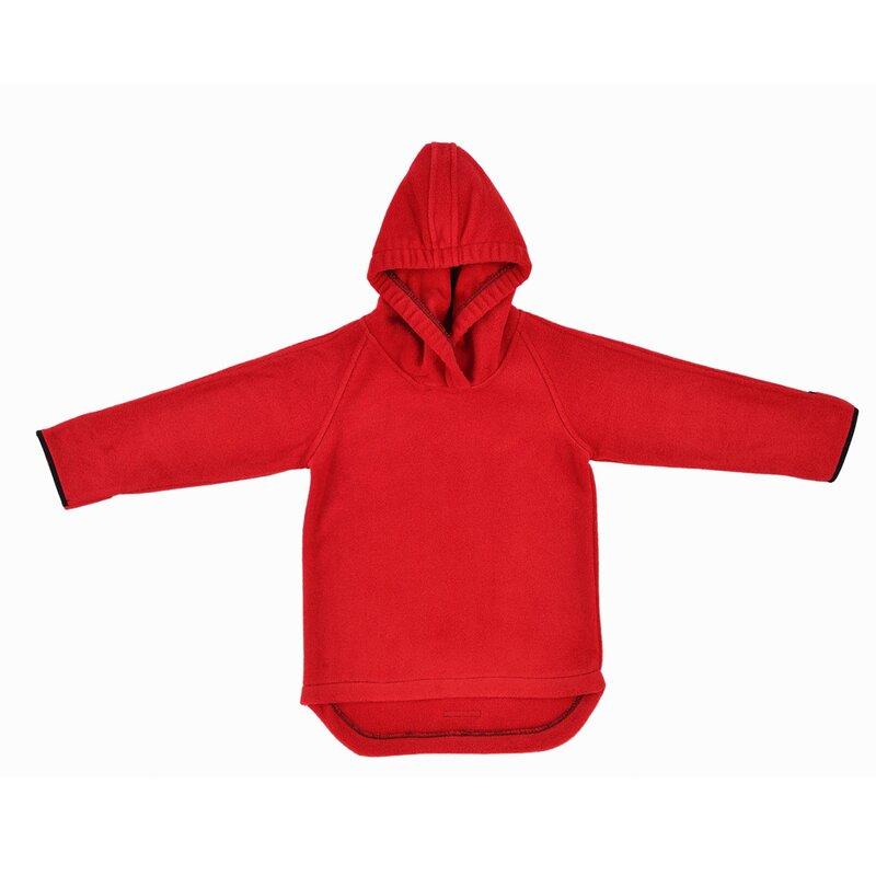 Fleecesweater mit Kapuze von Hoppediz