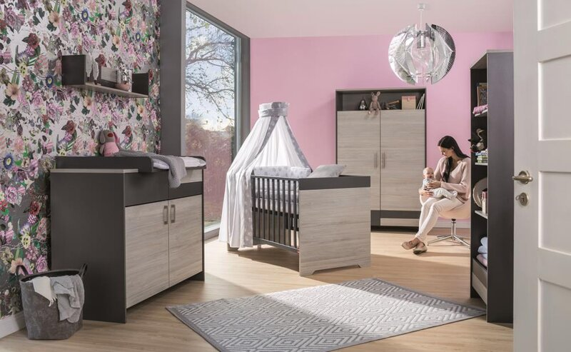 Schardt Komplettset Babyzimmermöbel 'Clou 2'