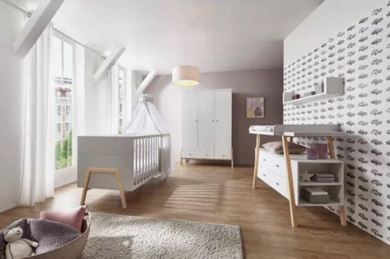 Schardt Kompetteinrichtung Babyzimmer 'Holly Nature'