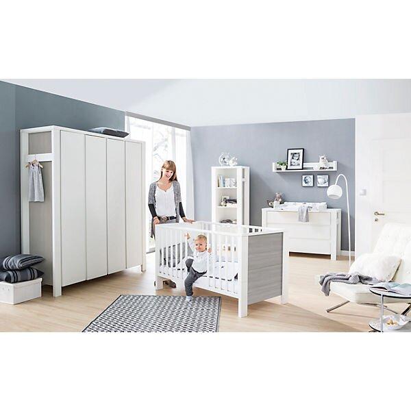Schardt Babyzimmer-Set 'Milano Pinie extra breit'