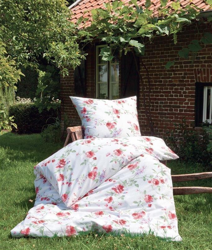 Janine Mako Seersucker Bettwäsche Günstig Online Kaufen Bettwäsche
