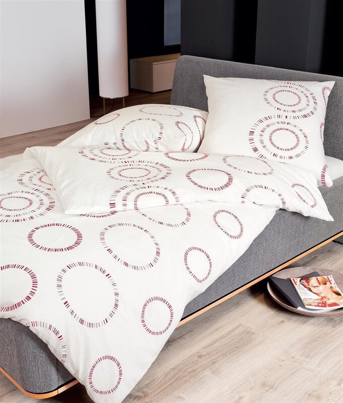 seersucker bettwasche gunstig. Black Bedroom Furniture Sets. Home Design Ideas