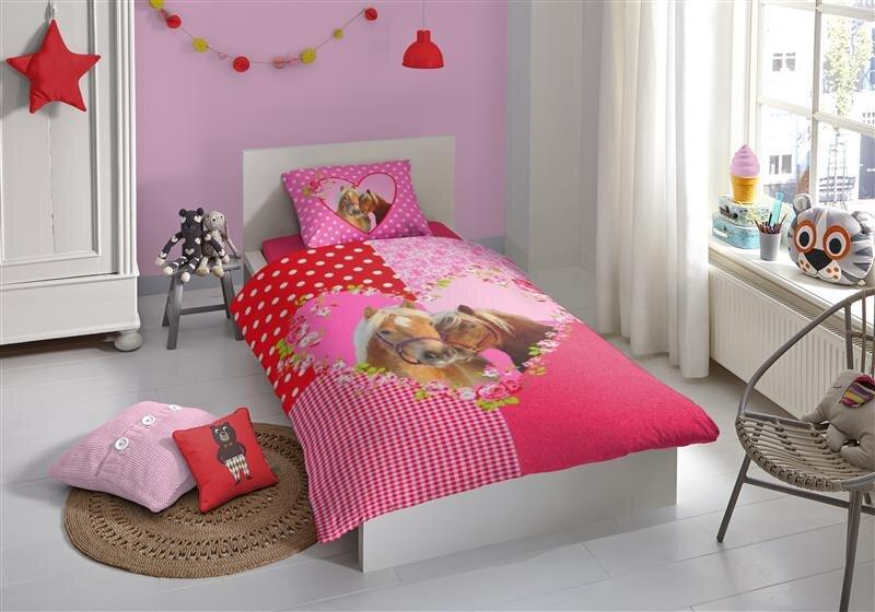 biber bettwasche pferde. Black Bedroom Furniture Sets. Home Design Ideas