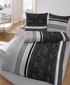 bettw sche 4 teilig m belideen. Black Bedroom Furniture Sets. Home Design Ideas