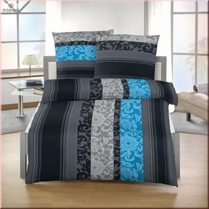 Biber Bettwäsche Spar Set 4 Teilig Günstig Online Kaufen Bettwäsche