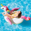 Intex Pool - Schwimm - Reittier Einhorn Unicorn XXL 201 x...