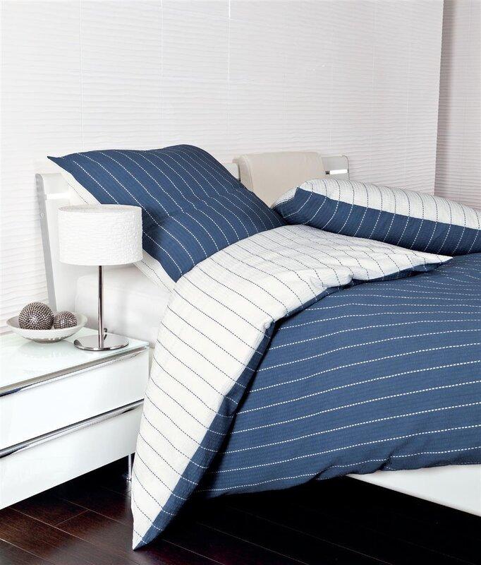 Baumwoll Seersucker Bettwaesche Gunstig Online Kaufen Bettwasche