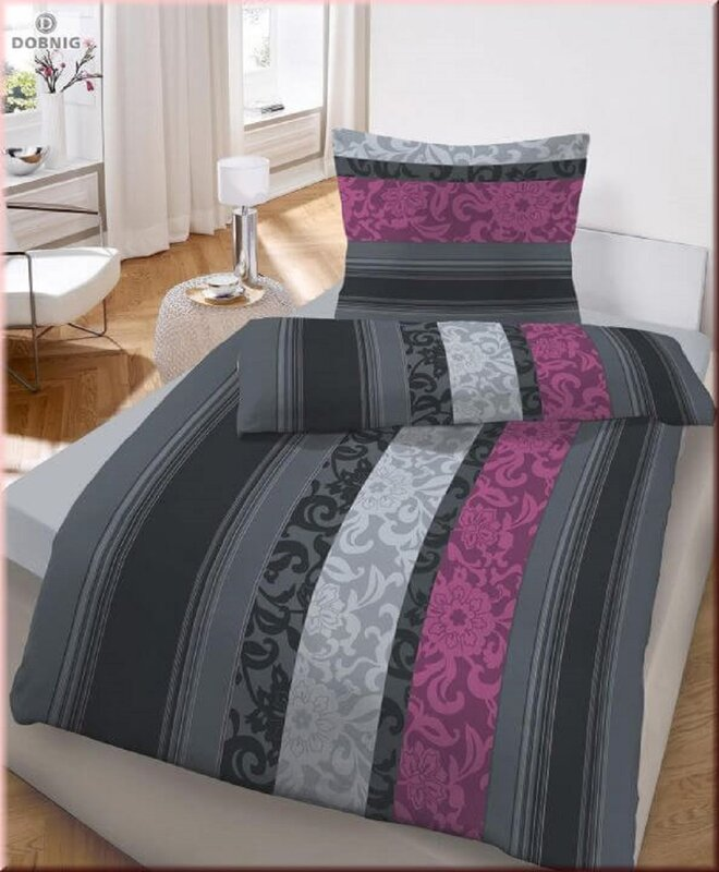 biber bettw sche spar set 4 teilig g nstig online kaufen bettw sche. Black Bedroom Furniture Sets. Home Design Ideas